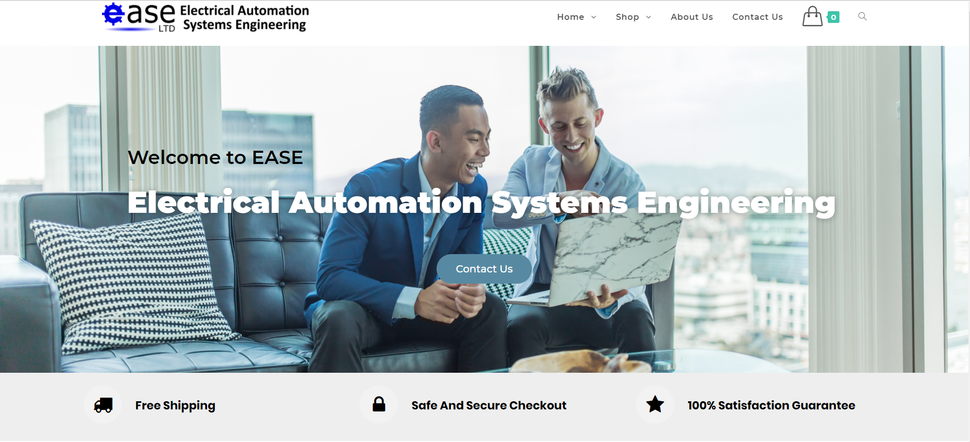 Electrical Automation Systems Engineering