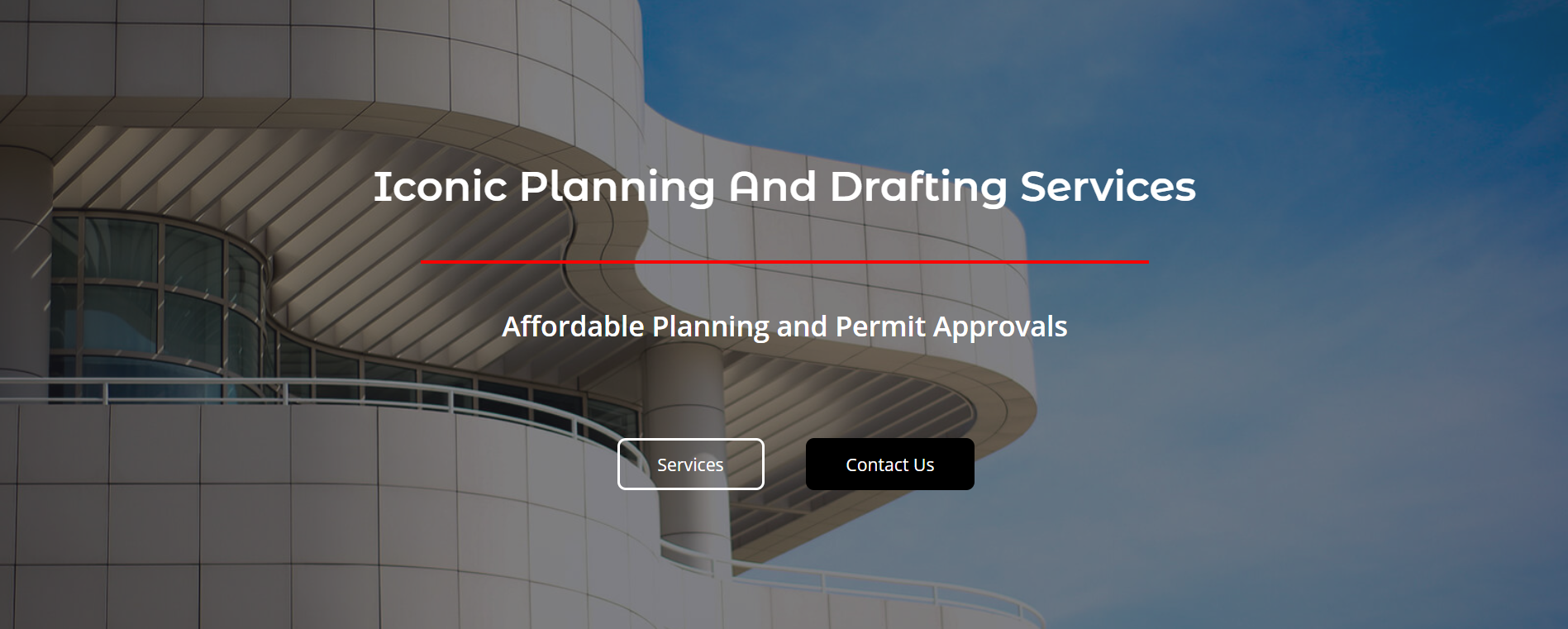 Iconic Planning And Drafting Services